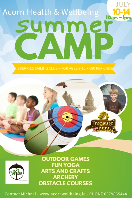 Copy of Summer Camp Flyer Template (2)